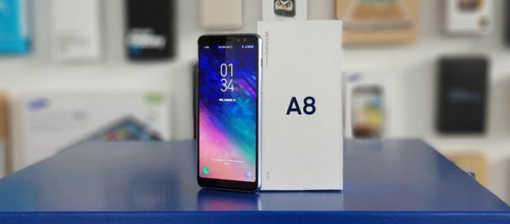 Samsung Galaxy A8 (2018) 32GB