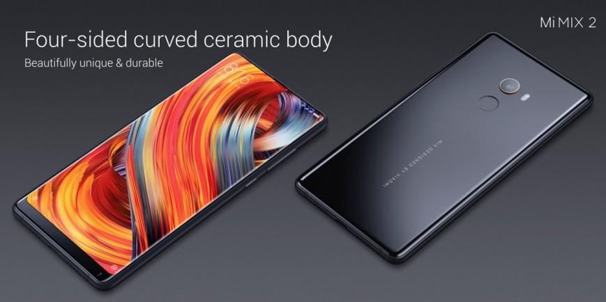 Xiaomi Mi Mix 2 6/128GB: