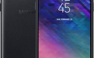 Обзор Samsung A6 2018 (Самсунг А6 2018): Характеристики, цена