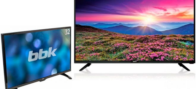 Телевизоры BBK 2020 модельного года: все модели, цены, фото, характеристики