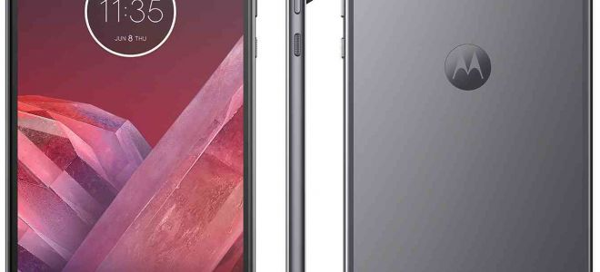 Motorola Moto Z2 Play 64GB: обзор, характеристики, цена, отзывы