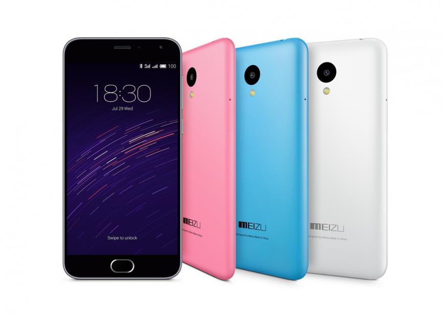 Смартфон Meizu M2 mini Характеристики. Цена. Отзывы