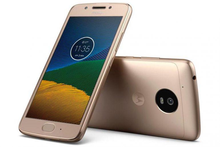 Motorola Moto G5 16GB